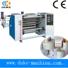High Speed High Precision Thermal Paper Slitting Rewinder Machine, Fax Paper Slitter Rewinder, Carbonless Paper Slit Rewinding