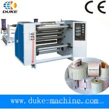 Высокоскоростная высокоточная термобумага для резки бумаги, перемотка бумагорезательной машины для факсимильной бумаги, перемотка безщеточной бумаги