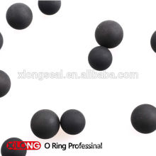 Solid and hollow Rubber ball of NBR , EPDM , Silicone , FKM