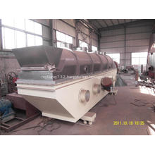 Polyester Resin Vibrating Fluid Bed Dryer