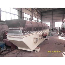 Polyesterhars Vibrerende Fluid Bed Dryer