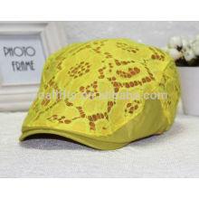 2015 fashion lace Custom Fashion Ivy Cap Wholesale