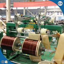 Máquina de enrolamento automática de cabos CNC