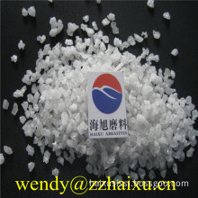 Long time large supply Refractory White alumina