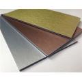 PVDF PE unbreakable ACP ACM Aluminium Composite Panel