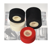 36mm Height 16mm Hot ink coding roll batch code printing machine hot ink coding roller for sealer machinery