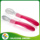 Red High Quality Silicone Spoon And Baby Spoon