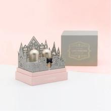 Boîte de parfum de boîte cadeau en papier vernis à ongles unique