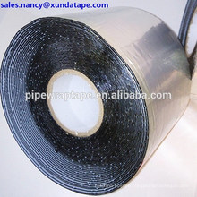 roof waterproofing & butyl rubber sealing tape aluminum foil tape for pipe