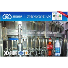 China Top Carbonated / Beverage Drinks Bottling Machinery / Machine