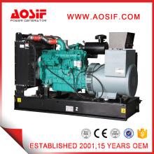 Sistema de generador diesel de 200kw 250kVA 50Hz 1500rpm CUMMINS