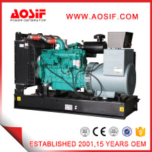 Groupe électrogène diesel d'alimentation d'alternateur de générateur de 250kVA