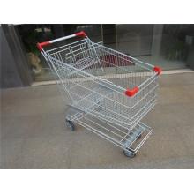 Australien-Art-Einkaufslaufkatzen-Supermarkt-Warenkorb