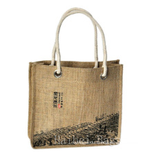 Pollution-Free Jute Carrier Bags (hbjh-13)
