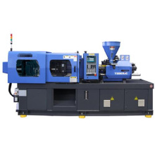 Injection machine for PVC fitting