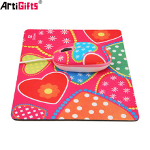 Wholesale Promotion Cheap Fashion 3d custom printed mouse pads