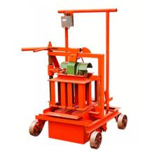 Mobile Hohlblockmaschine Zcjk Qm40A