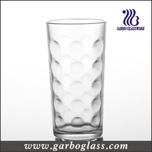 Coupe d'eau en verre, vasque en verre