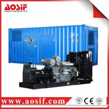 Silencioso 100kva potencia generador diesel precio conjunto