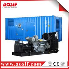 Silent 100kva power diesel generator set price