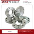 Leading Steel Slip on Flanges fabricante com TUV