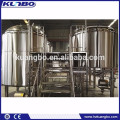 Electrical heated beer brewhouse