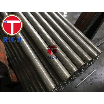 Seamless Ferritic and Martensitic Stainless Steel Tube
