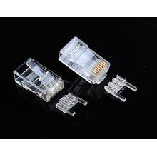 Gold Plated Connector Cat 6