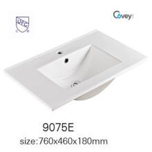 Lavabo de tocador del cuarto de baño / lavabo australiano (9075E)