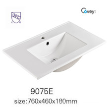 Bathroom Vanity Ceramic Basin for Cabinet (A-9075E)
