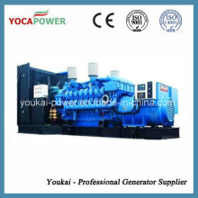 Ce Approved! Mtu Engine 2000kw/2500kVA Electric Generator