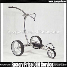 400w motor golf trolley with seat