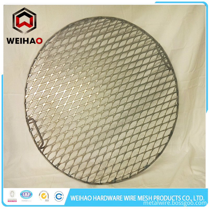 expanded wire mesh metal mesh