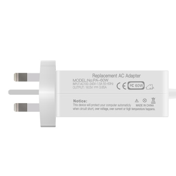 Chargeur Apple MacBook Air / Pro 60w