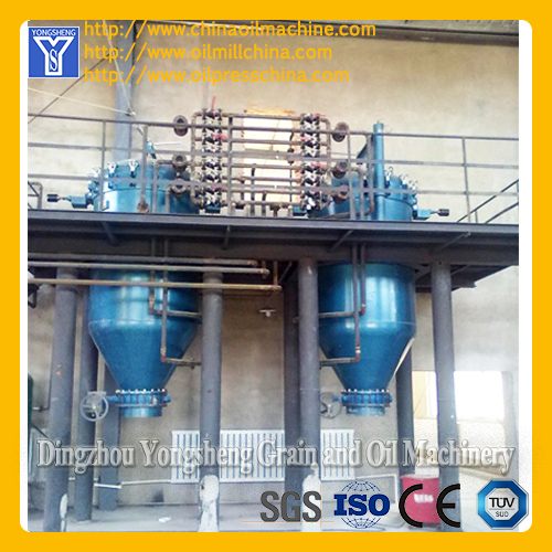 Rapeseed oil equipment