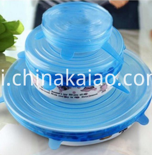 Silicone Bowl Cover