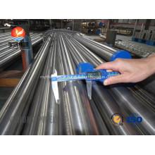 Tubo trocador de calor de Inconel 718