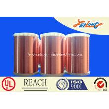 Fio de cobre esmaltado para enrolamento do motor elétrico