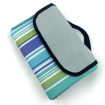 Outdoor Eco Green alta qualidade barato camping piquenique cobertor cobertor