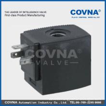 S61B1 Plastic solenoid valve coil, 12V Solenoid coil, solenoid valve parts in valve coil