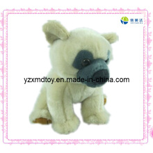 White Dog Soft Stuffed Toy
