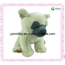 White Dog Soft Stuffed Toy