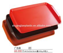 Factory custom plastic PP buffet tray