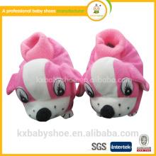 2015 мода высокого качества мультфильм малыша детская обувь мокасионы зима