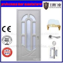 Fabriqué en Chine De Bonne Qualité Porte en MDF PVC