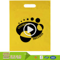 Heavy Duty Promotional Degradable Material Logo Printing Custom Plastic Polythene Shopping Bags with Handle