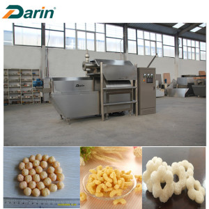 Opblazen Leisure bladerdeeg Snack Extruder Machine