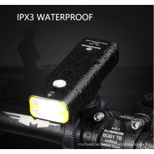 Rockbros Wholesale Waterproof USB Rechargeable Bike Bicycle LED Mini Bicycle Front Light