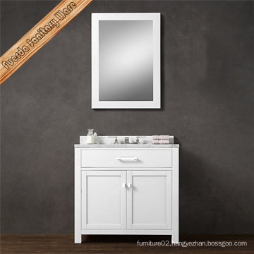 Top Sale Single Sink Lacquer Bathroom Vanity