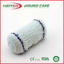 Bandage en crêpe élastique à haute qualité Blue Henso